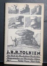 Das Buch der Verschollenen Geschichten  Teil 1  J.R.R. Tolkien   Hobbit Presse