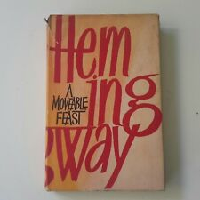 A Moveable Feast first edition Ernest Hemingway