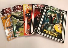 Star Wars: Big Fun Coloring/Activity Books lot of 5