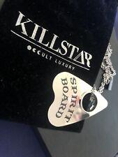 KillStar Necklace Charms Spirit Board Gothic Goth Emo