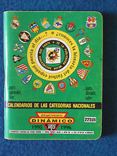 Anuario/Manual española de fútbol - 1995/96 - La Liga