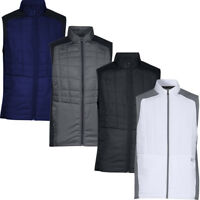 Under Armour 2019 Mens Storm Primaloft Insulated Full Zip Padded Golf Gillet