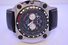 Graf von Monte Wehro Chronograph BALTHAZAR Herren Armbanduhr Elegant uhr OVP