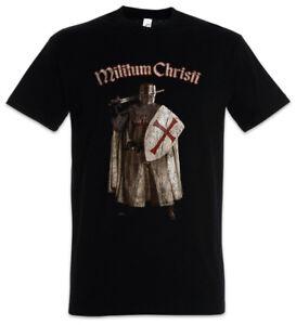 TEMPLAR III T-SHIRT Cross Templerkreuz Knight Ritter Ordo Orden Crusade Crusader