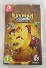 BOX ONLY - Rayman Legends - Switch