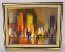 James Sherman Oil Painting