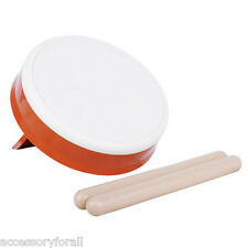 Taiko No Tatsujin Drum Sticks for Nintendo Wii Console Controller Video Game