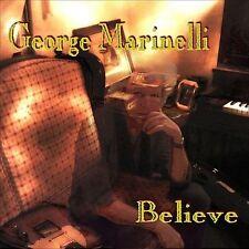 Marinelli, George : Believe CD