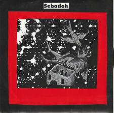 "SEBADOH / AZALIA SNAIL Split 7"" Dinosaur Jr Lou Barlow Dark Beloved Cloud 1991"