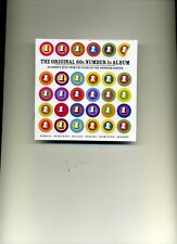 THE ORIGINAL 60S NUMBER 1S ALBUM - SEEKERS HOLLIES ANIMALS SHADOWS - NEW CD!!