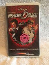 walt disney Inspector Gadget VHS used