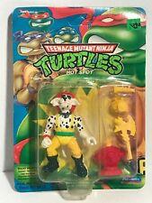 Teenage Mutant Ninja Turtles Hot Spot MOC Playmates 1993 unpunched