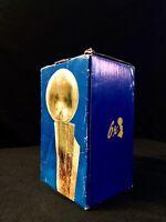 Golden State Warriors replica mini NBA Championship Trophy 2018 NEW IN BOX