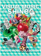 NEW DVD VISUAL MUSIC by SHINee music video collection