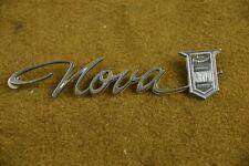 1964 Chevy Nova Chevy II Emblem