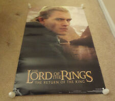"Lord of the Rings Return of the King LEGOLAS Poster Orlando Bloom Elf 23""x35"""