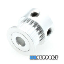 20T 5mm Bore 6mm Width GT2 Timing Belt Aluminium Drive Pulley - 3D Printer Parts