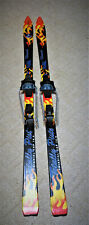 K2 Totally Piste Telemark Skiis with Voile cable Bindings
