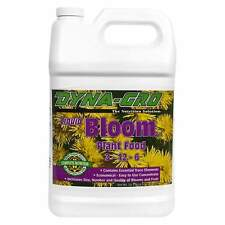 Dyna Gro Bloom 3-12-6 128oz Gallon Liquid Plant Food Fertilizer Hydroponic