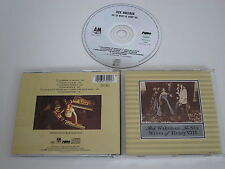 RICK WAKEMAN/THE SIX WIVES OF HENRY VIII(A&M 393 229-2) CD ALBUM