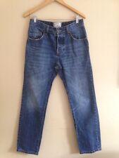 Burtons Jeans Denim Trousers 30/29 <K1811
