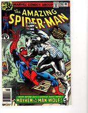 Amazing Spider-Man #190 (3/79) Nm- (9.2) Man-Wolf! Byrne! Great Bronze Age!