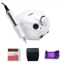 35000 RPM Electric Nail Drill Machine Mill Cutter Sets For Manicure Nail Tips