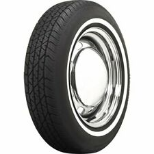 Coker Tire 579810 BF Goodrich Silvertown Whitewall Radial Tire