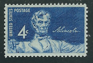 Scott #1116....4 Cent ...Lincoln....16 Stamps