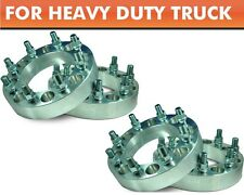 """4 Wheel Adapters 8x6.5 to 8x170 ¦ F250/F350 Wheels on Chevy K2500 1.5"""""""