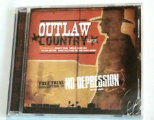 Universal Music Company - Outlaw Country Sampler ** Free Shipping**