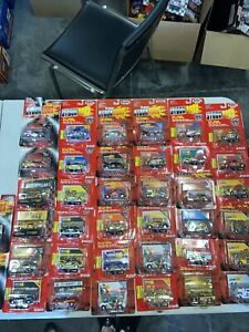 Lot Of 38 Racing Champions 1998-2000 NASCAR Stock Rods 1/64 Die-cast NIP