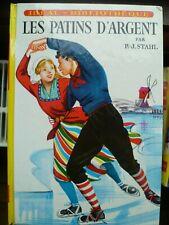 Idéal-Bibliothèque - P.-J. Stahl - Les patins d'argent - Hachette 1974
