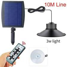 With Timer Waterproof Barn Remote Control Led Solar Powered Two Modes Shed Light