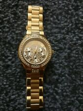 Guess W0111L2 Ladies Multifunction Polished Glamour Watch