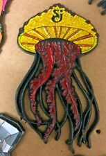 HATPIN - SCI JELLYFISH Glitter PIN * The String Cheese Incident Limited Edition