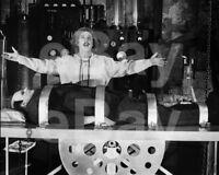 Young Frankenstein (1974) Peter Boyle, Gene Wilder 10x8 Photo