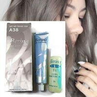 Color Light Professional Cream Hair Charm Ash Blonde Dye Permanent A38 Berina