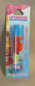 Lip Smacker Disney Princess Ariel Chapstick Lip Balm BRAND NEW ON CARD