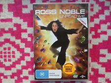 Ross Noble Unrealtime DVD R4 #6876