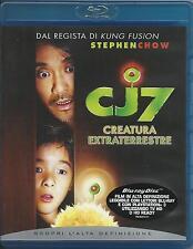 CJ7. Creatura extraterrestre (2008) Blu Ray