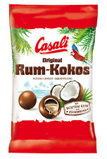 CASALI Original Rum-Kokos Coconut Candies with Liquid Filling 100g 3.5oz