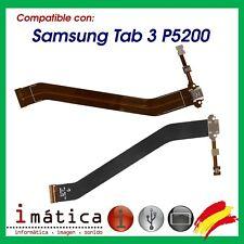"""CABLE FLEX DE CARGA Y DATOS CONECTOR USB SAMSUNG GALAXY TAB3 10.1"""" P5200 P5210"""