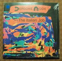 "DEPECHE MODE ""THE ITALIAN JOB"" 3 BLU COLOURED LP LIVE ROME STADIO OLIMPICO 2017"