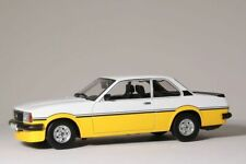 Opel Ascona B i2000 weiß/gelb SunStar 1:18 NEU OVP 5343