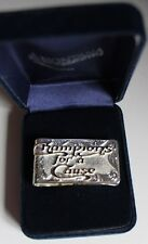 NIB Montana Silversmiths Money Clip Champions for a Cause~ Bonue Buy~ Buy Now!