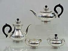MAGNIFICENT LA PAGLIA STERLING SILVER TEA / COFFEE SET INTERNATIONAL CO  Danish