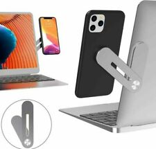 Phone Holder for Dual Screen Magnetic Adjustable Bracket Aluminum Laptop USA