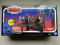 STAR WARS VINTAGE COLLECTION CARBON FREEZING CHAMBER W/ STORMTROOPER NEW SEALED