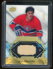 PETE MAHOVLICH 2019/20 UD ENGRAINED REMNANTS 15/15!!!!!